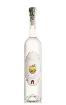 bottiglia di grappa favorita