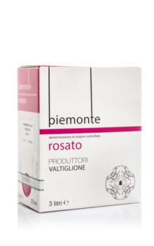 Piemonte rosato in bag in box dei Produttori Di Govone