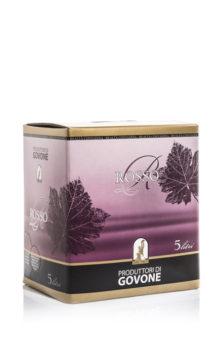 vino rosso in bag in box dei Produttori Di Govone