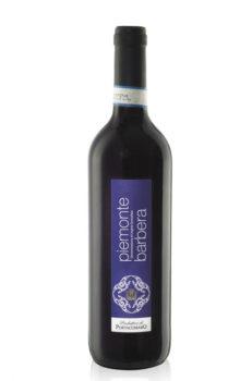 vino rosso Piemonte Doc Barbera produttori di portacomaro